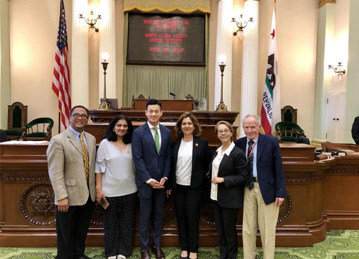 CDA Advocacy Day in Sacramento