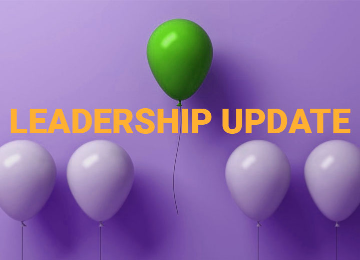 leadership update
